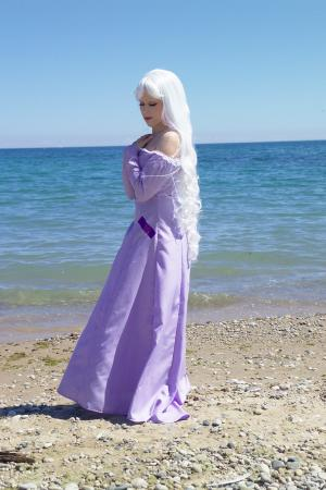 Amalthea from Last Unicorn worn by angelsamui