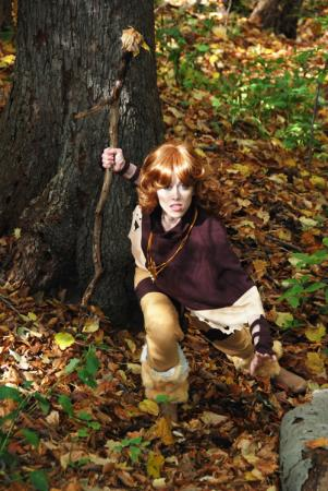 Tyleet from Elfquest worn by angelsamui