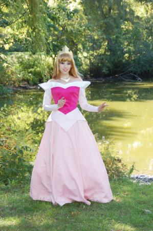 Princess Aurora from Sleeping Beauty worn by angelsamui