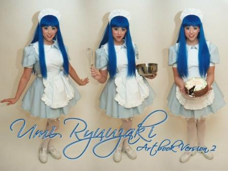 Umi Ryuuzaki from Magic Knights Rayearth worn by angelsamui