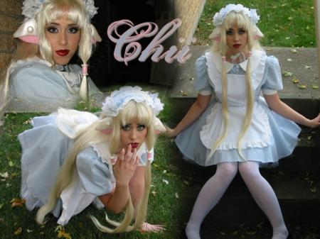 Chi / Chii / Elda from Chobits worn by angelsamui
