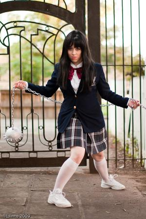 GoGo Yubari from Kill Bill worn by angelsamui