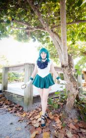 Super Sailor Neptune from Sailor Moon Super S (Worn by angelsamui)