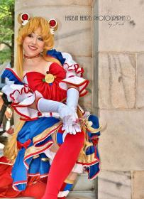 Sailor Moon from Sailor Moon by angelsamui