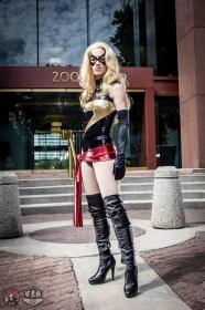 Ms. Marvel from Avengers, The worn by RuffleButt