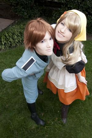 Italy (Veneziano) / Feliciano Vargas from Axis Powers Hetalia (Worn by RuffleButt)