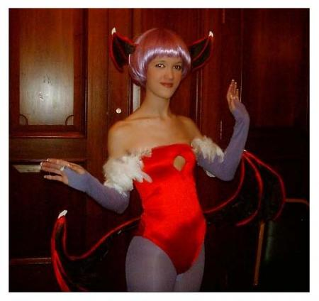 Lilith Aensland from Darkstalkers worn by RuffleButt