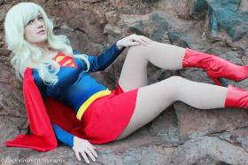 Supergirl from Supergirl worn by RuffleButt