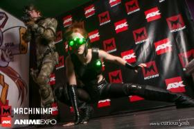 Female Spy from Splinter Cell: Double Agent worn by RuffleButt