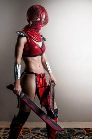 Skarlet from Mortal Kombat 2011