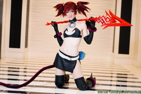 Etna from Disgaea 2 worn by RuffleButt