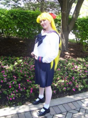 Minako Aino from Sailor Moon (Worn by LuckyEightCosplay)
