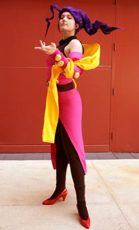 Rose from Street Fighter Alpha worn by Chiko