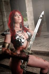 Red Sonja from Red Sonja