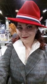 Peggy Carter from Agent Carter worn by Khamryn