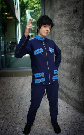 Seiya Kou from Sailor Moon Sailor Stars worn by Rikku