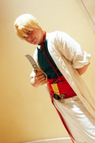 Alibaba Saluja from Magi Labyrinth of Magic worn by Rikku