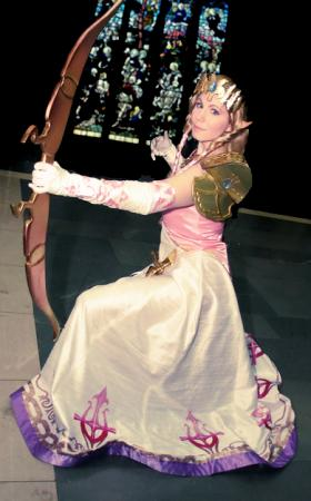 Princess Zelda from Legend of Zelda: Twilight Princess worn by Michela