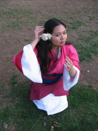 Mulan from Mulan worn by Scarlet Prettycure