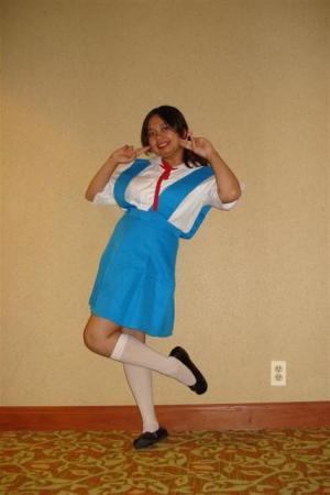Hikari Horaki from Neon Genesis Evangelion worn by Eri Kagami