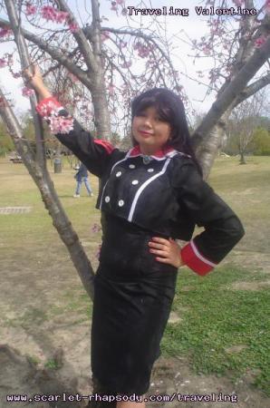 Misato Katsuragi from Neon Genesis Evangelion worn by Eri Kagami