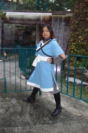 Katara from Avatar: The Last Airbender worn by Scarlet Prettycure