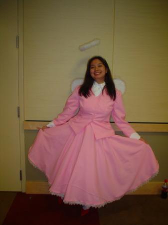 Mai Waifu from Azumanga Daioh worn by Scarlet Prettycure