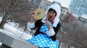 Adorabeezle Winterpop from Wreck-It Ralph worn by Scarlet Prettycure