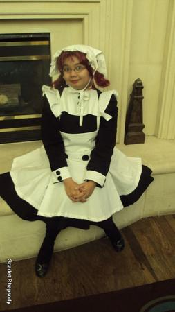 Maylene from Black Butler worn by Scarlet Prettycure