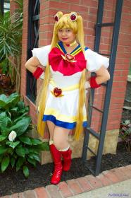 Super Sailor Moon from Sailor Moon Super S worn by Scarlet Prettycure