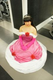 Yukiko Amagi from Persona 4 worn by Scarlet Prettycure