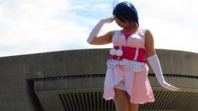 Azusa Miura from iDOLM@STER worn by Scarlet Prettycure