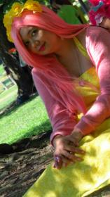 Fluttershy from My Little Pony Friendship is Magic worn by Eri Kagami