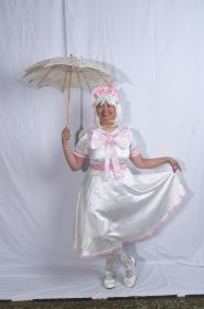 Marie from The Aristocats worn by Eri Kagami