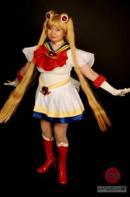 Super Sailor Moon from Sailor Moon Super S by Scarlet Prettycure