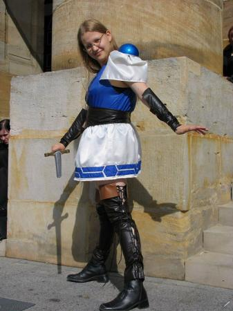 Sophitia Alexandra from Soul Calibur worn by Yui