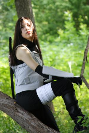 ANBU from Naruto worn by Angelwing