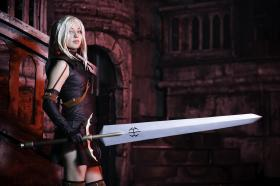 Miria from Claymore worn by Angelwing