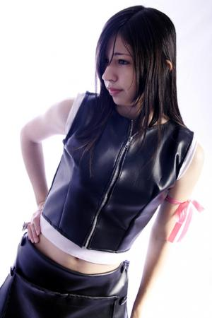 Tifa Lockhart from Final Fantasy VII: Advent Children worn by Angelwing