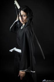 Rukia Kuchiki from Bleach worn by Angelwing