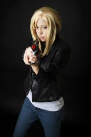 Aya Brea from Parasite Eve worn by Angelwing
