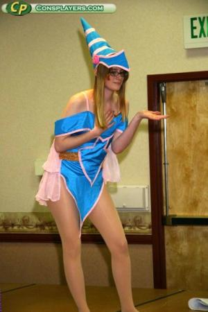 Dark Magician Girl from Yu-Gi-Oh! Duel Monsters worn by Wuntavor