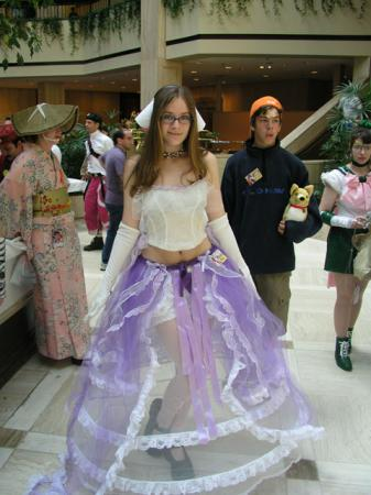 Chi / Chii / Elda from Chobits worn by Bee