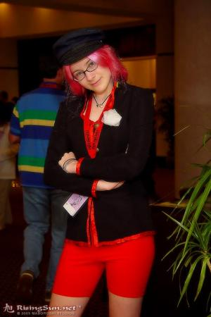 Utena Tenjou from Revolutionary Girl Utena worn by Bee