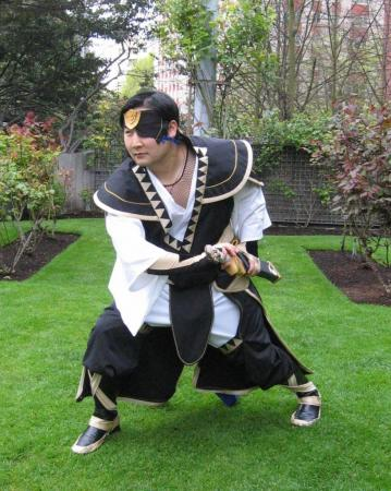 Georg Prime from Suikoden V