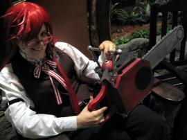 Grell Sutcliff from