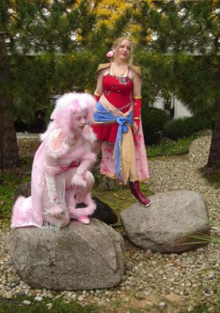 Terra Branford from Final Fantasy VI worn by HyperrrMouse