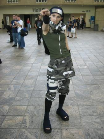 Tsuchi Kin from Naruto worn by TyJILDown