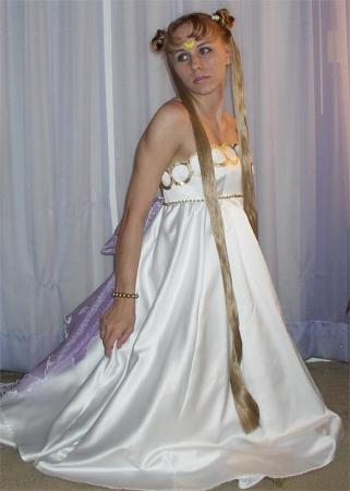 Princess Serenity from Sailor Moon worn by SailorEarth