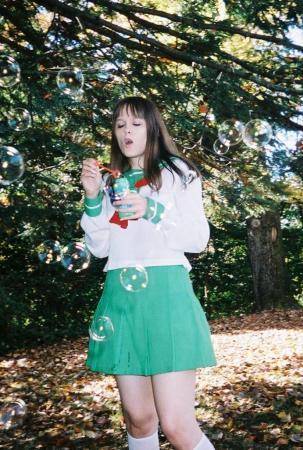 Kagome Higurashi from Inuyasha worn by Jenn